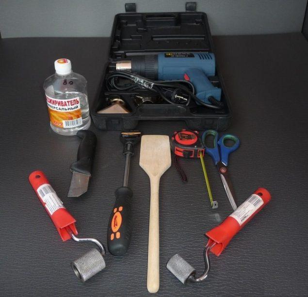Инструменты для шумоизоляции