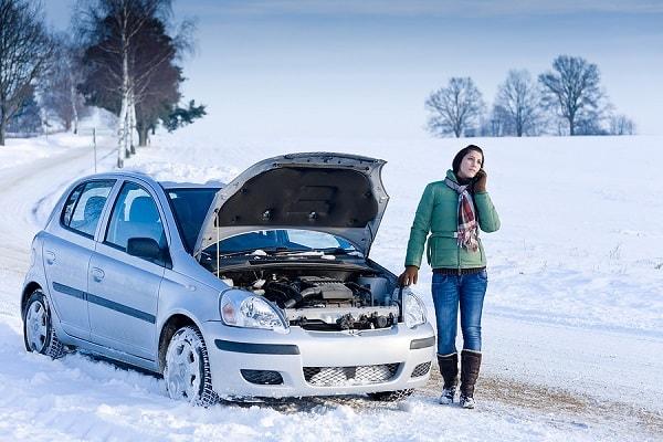 Что делать, если не удается завести авто