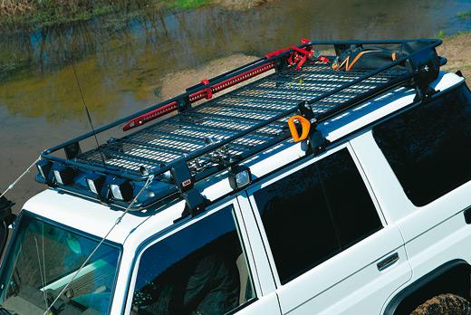 Багажник на крышу автомобиля своими руками готовый вариант