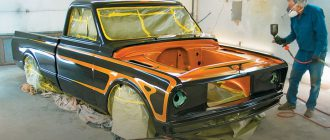 Как покрасить автомобиль своими руками пошаговое руководство