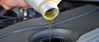 Как правильно поменять масло в двигателе