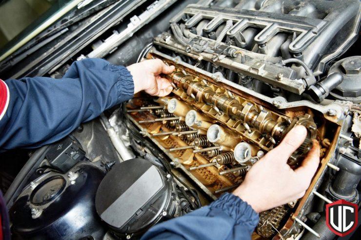 капитального ремонта двигателя