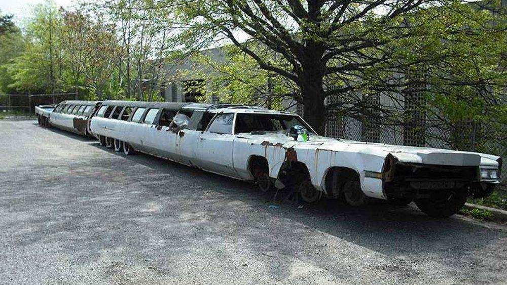 Самый длинный лимузин мира