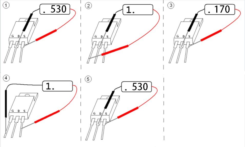 Как проверить мультиметром транзистор?