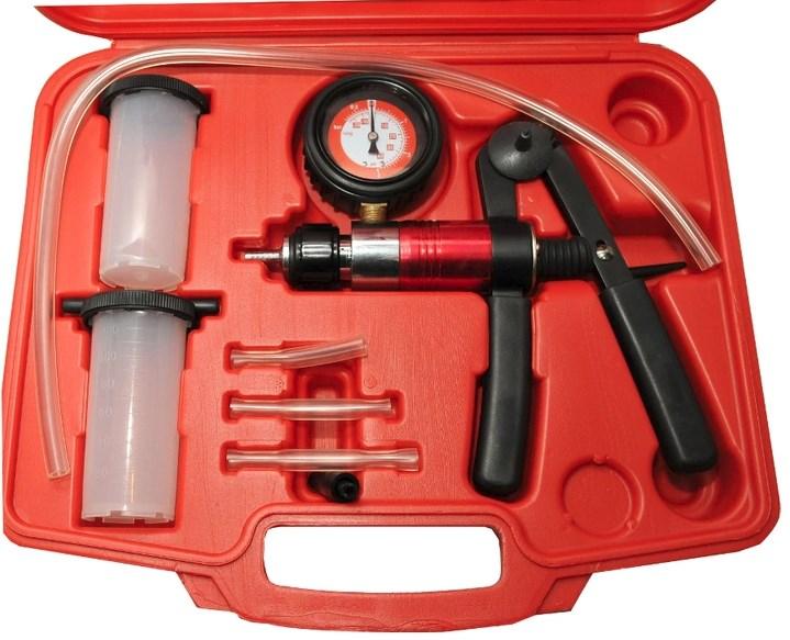 инструменты для прокачки тормозов