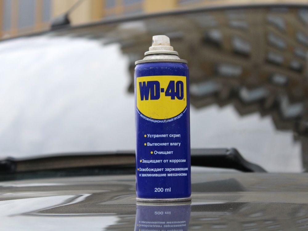 средство wd 40