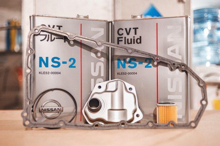 инструменты для замены масла в вариаторе